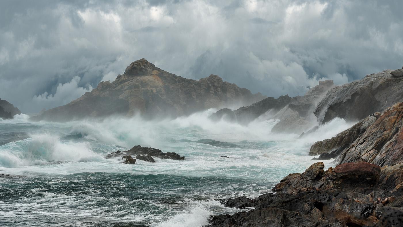 "photo ""Морской этюд"" tags: landscape, panoramic, nature,"