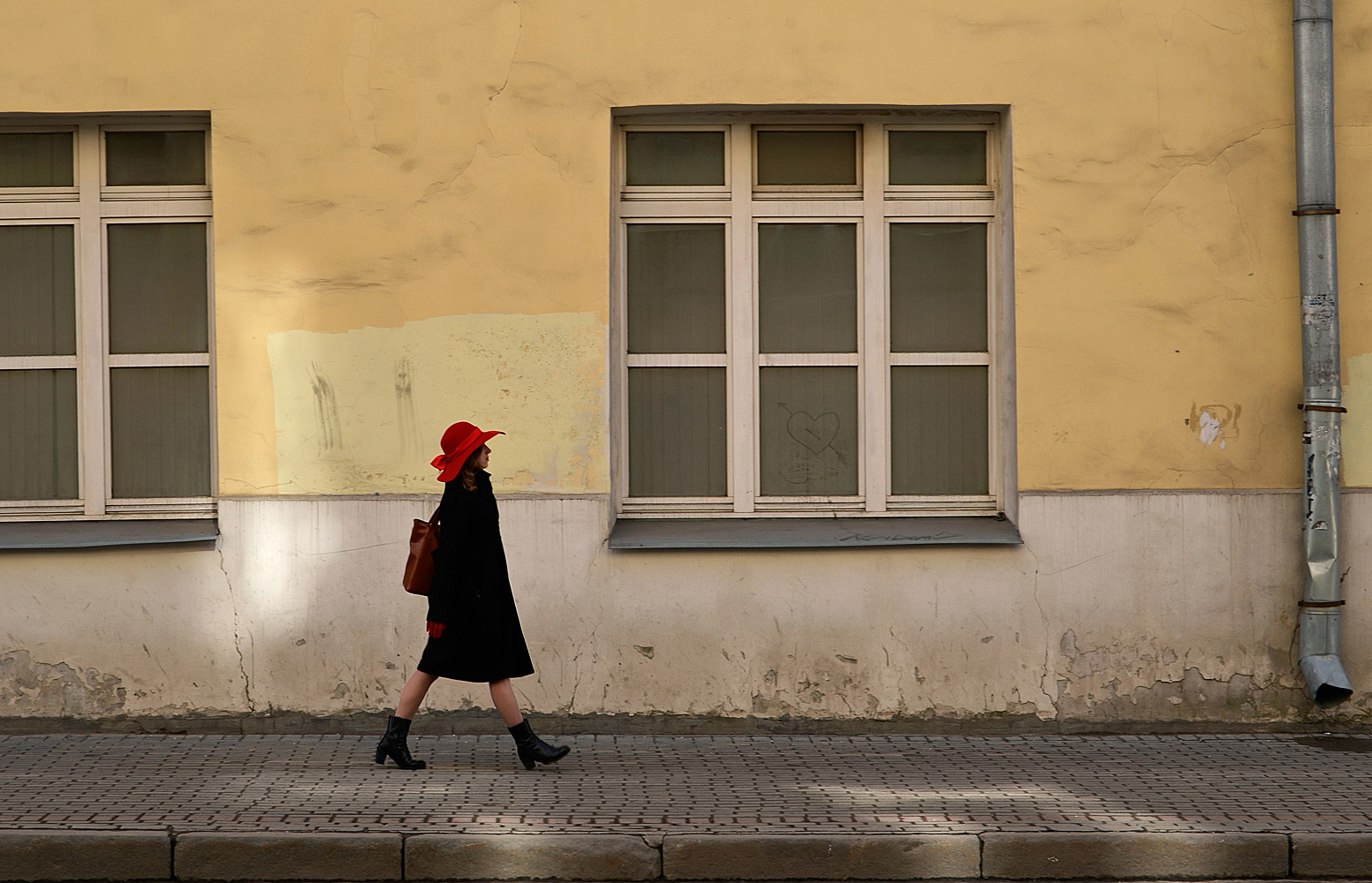 "photo ""***"" tags: street, Moscow, street"