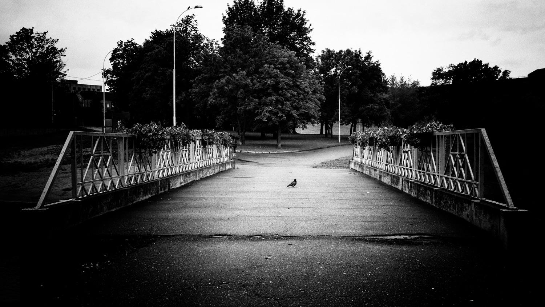 "photo ""***"" tags: black&white, city, misc.,"