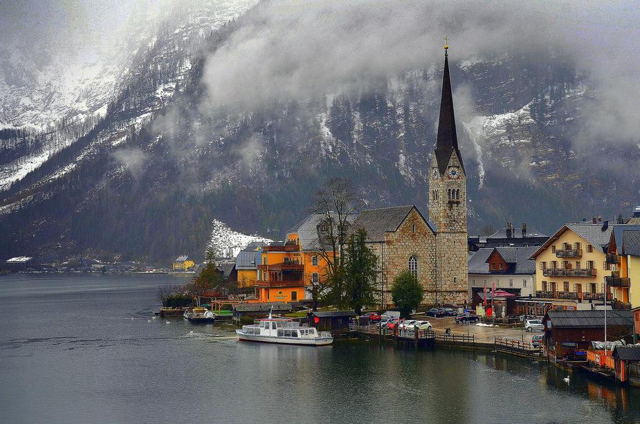 "photo ""***"" tags: landscape, travel, nature, Austria, Hallstatt"