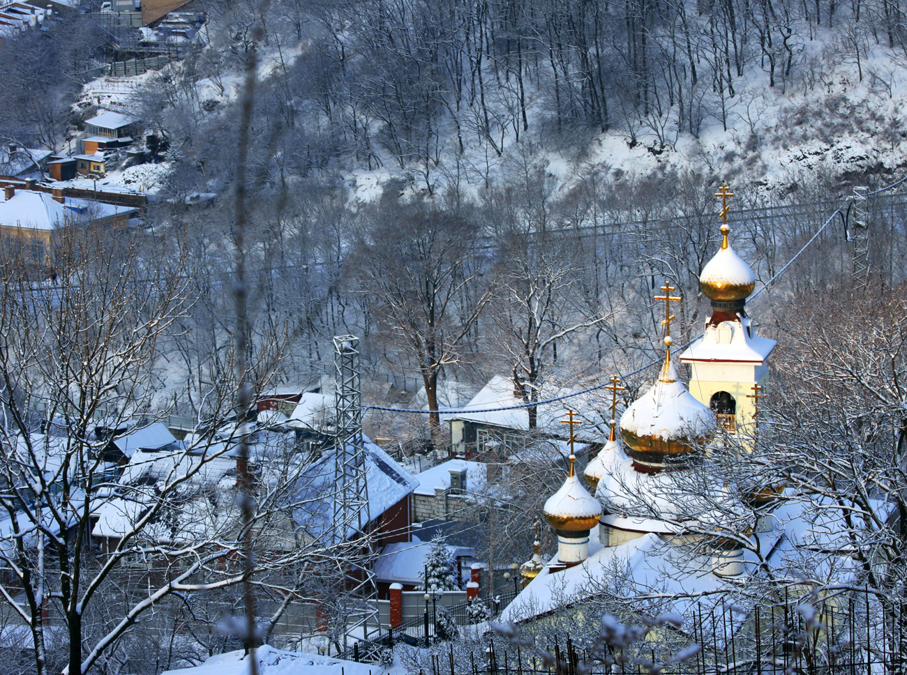 """photo """"***"""" tags: architecture, winter, архитектура., город."""