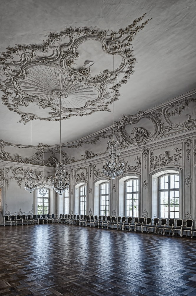 "photo ""At the Rundāle Palace"" tags: interior,"