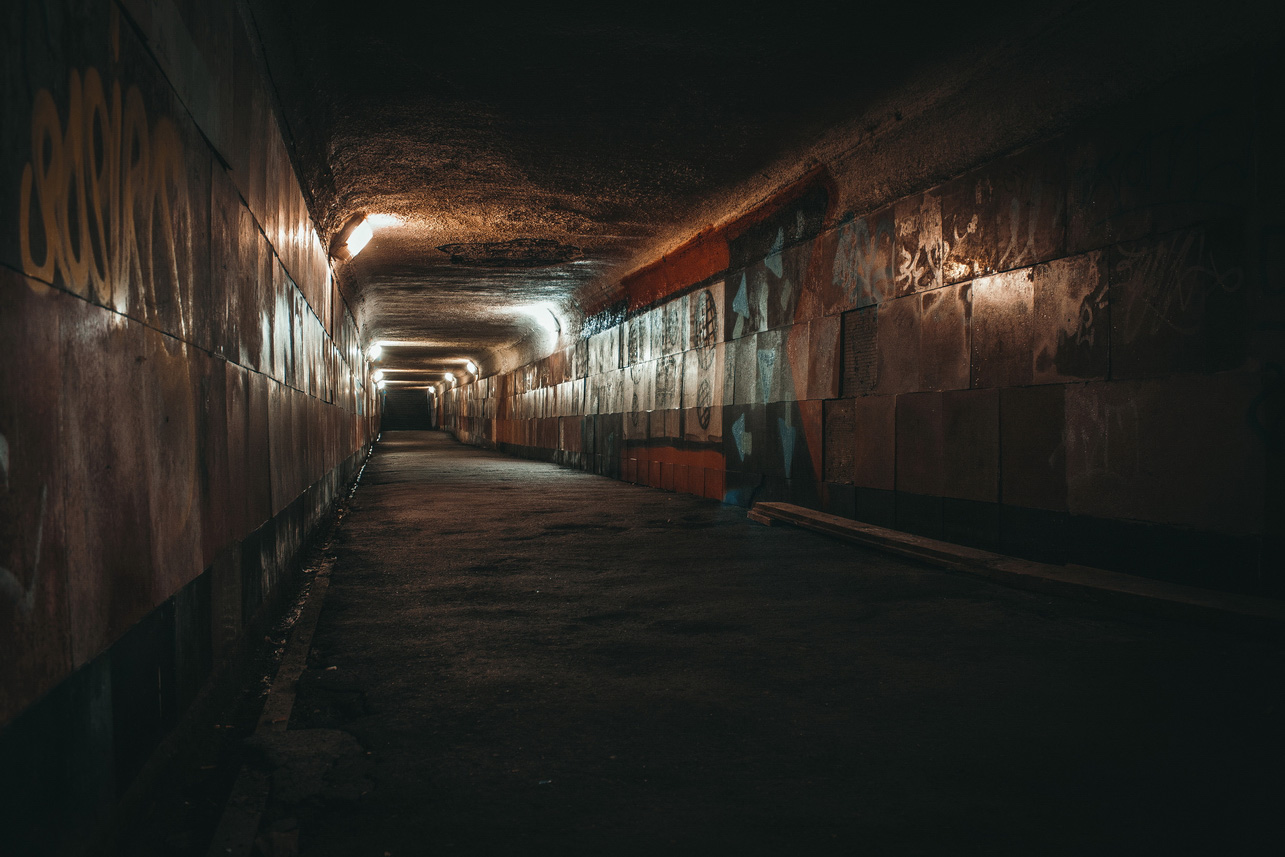 "photo ""tunnel"" tags: misc., street, light, Тоннель, стены, туннель"