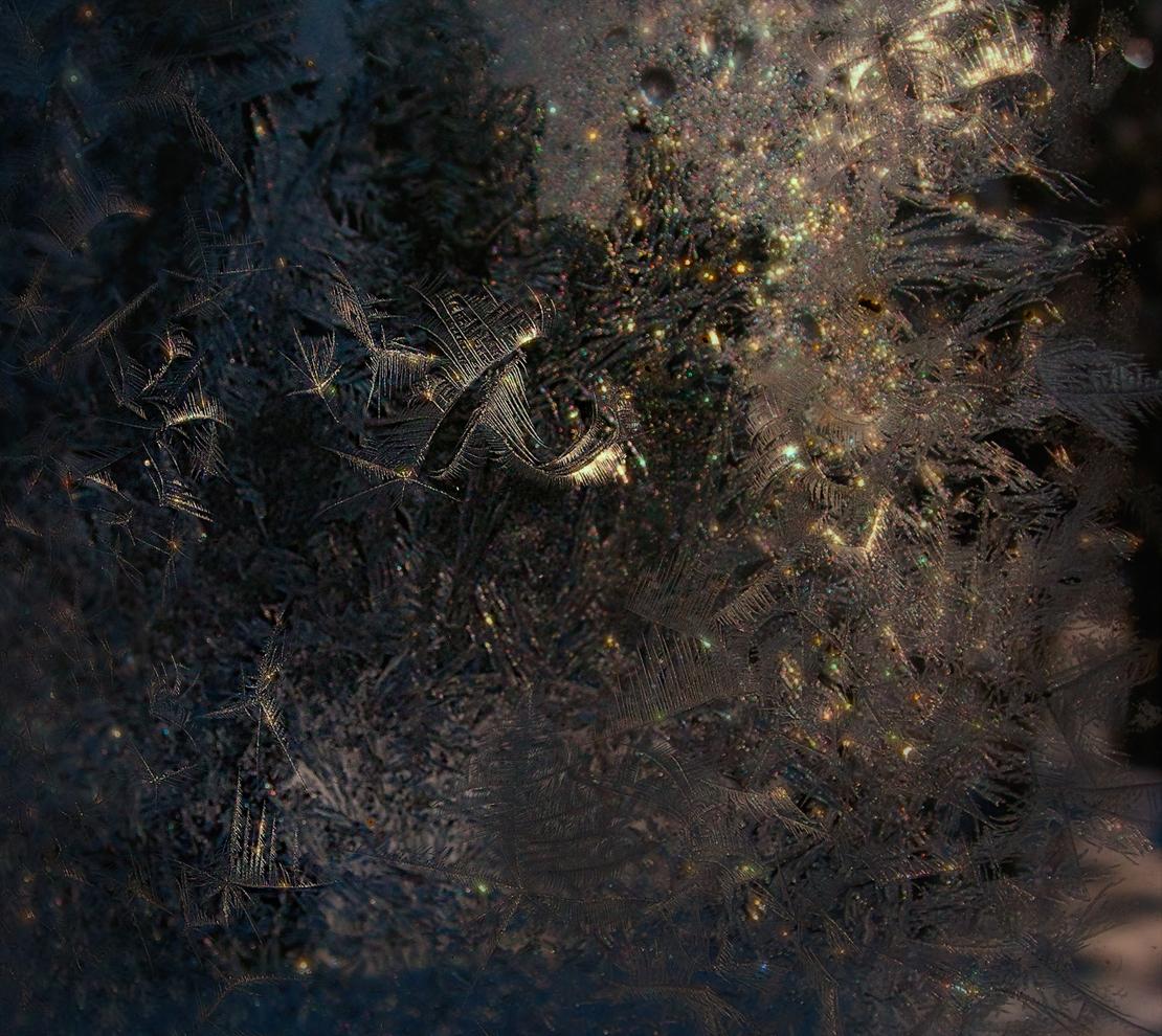 "photo ""***"" tags: abstract, winter, окно"
