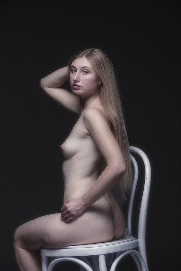 "photo ""* * *"" tags: nude, Photographer Alexander Tolchin"