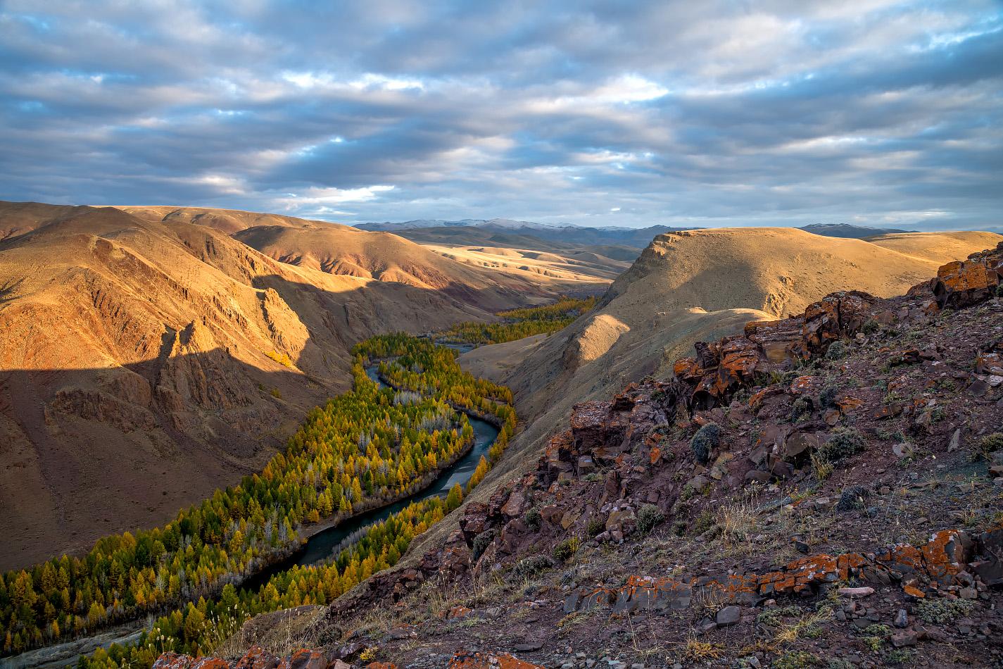 "photo ""***"" tags: landscape, travel, autumn, river, Алтай, путешествие"