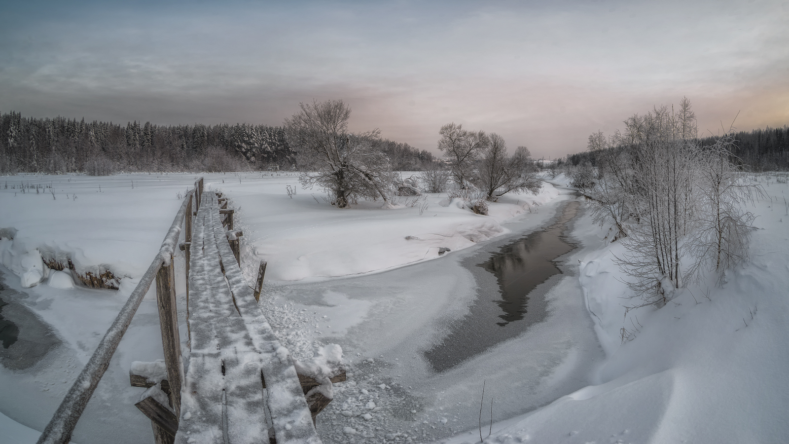 """фото """"мостик 2"""" метки: пейзаж, природа,"""