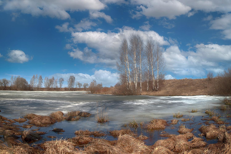 """фото """"Солнечный апрель"""" метки: пейзаж,"""