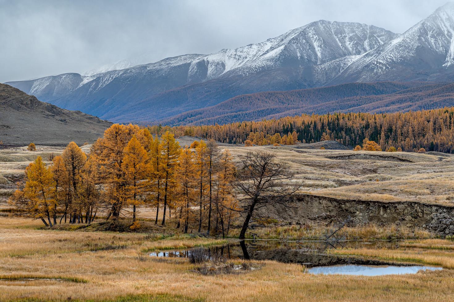 "photo ""***"" tags: landscape, travel, autumn, Алтай, путешествие"
