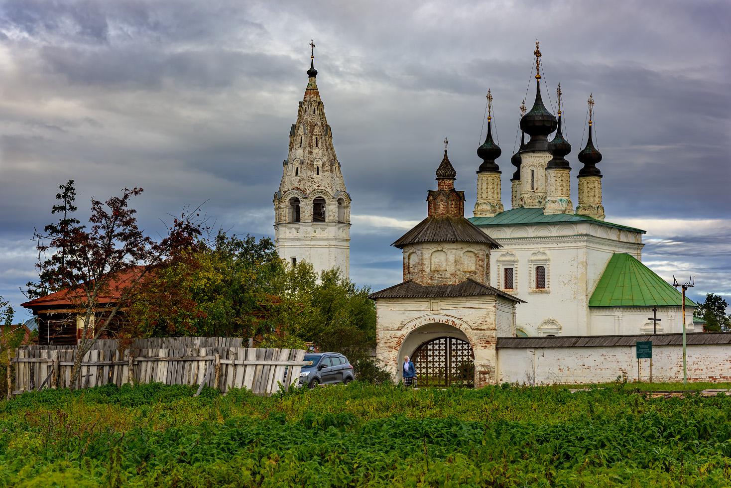 "photo ""***"" tags: architecture, autumn, Суздаль, путешествие"